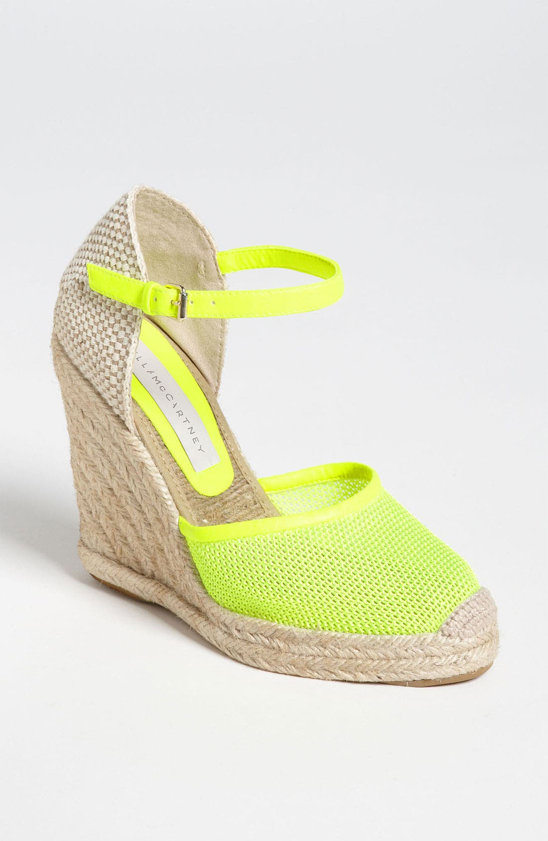 Alternate Image 1 Selected - Stella McCartney Wedge Sandal