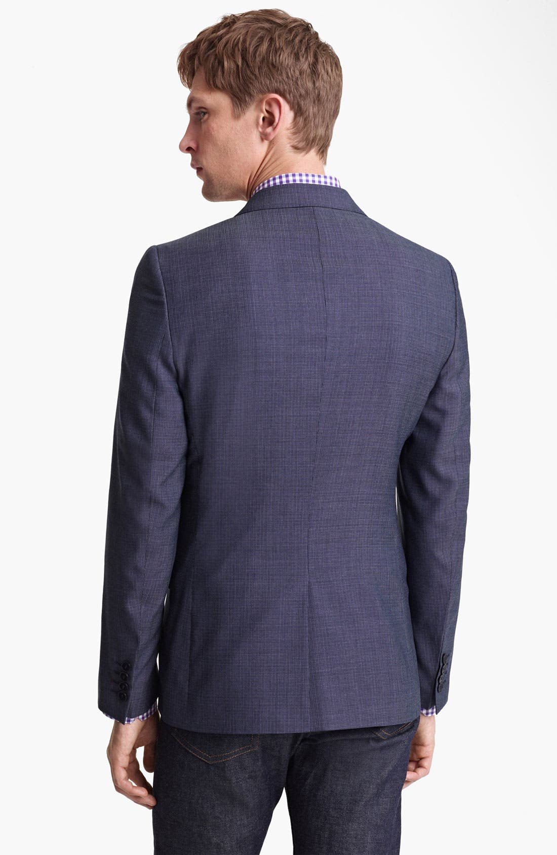 Alternate Image 2  - PS Paul Smith Slim Fit Wool Sportcoat
