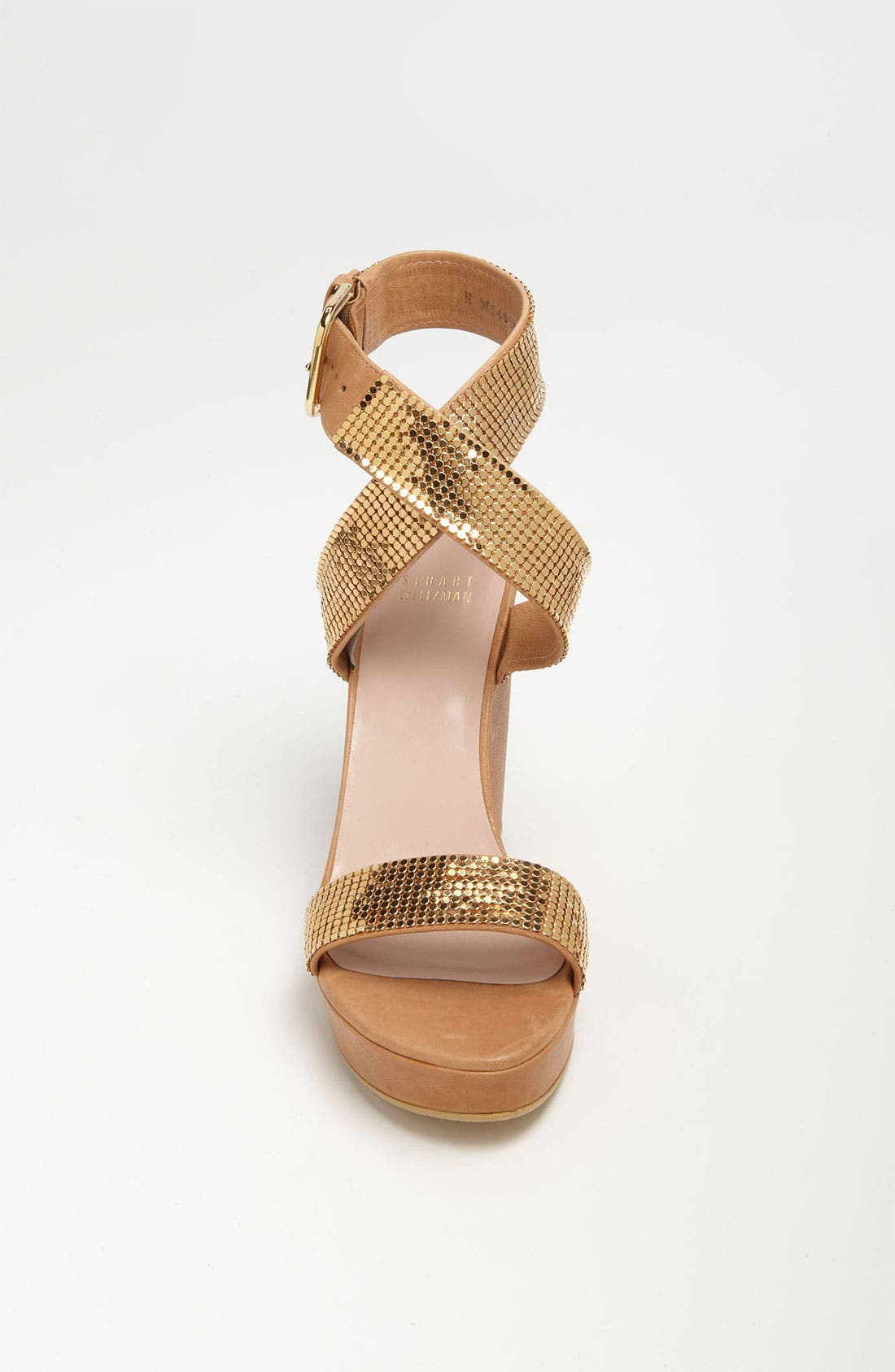 Alternate Image 3  - Stuart Weitzman 'Metalmania' Wedge Sandal