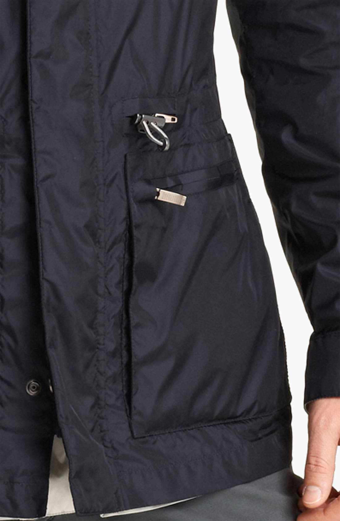Alternate Image 3  - Zegna Sport Reversible Jacket