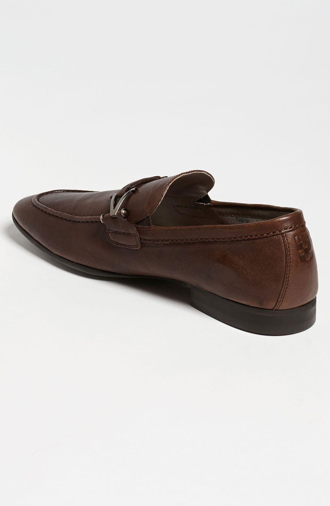 Alternate Image 2  - Vince Camuto 'Castell' Leather Bit Loafer