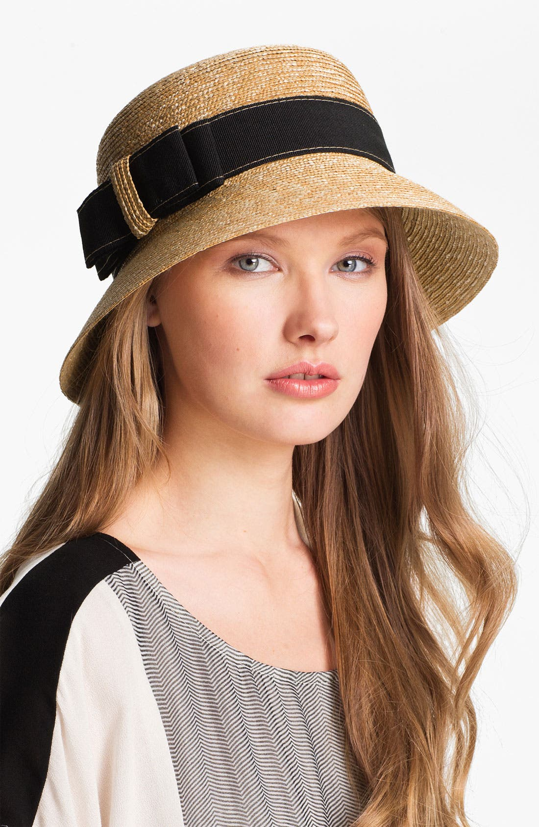 Alternate Image 1 Selected - Nordstrom Straw Hat