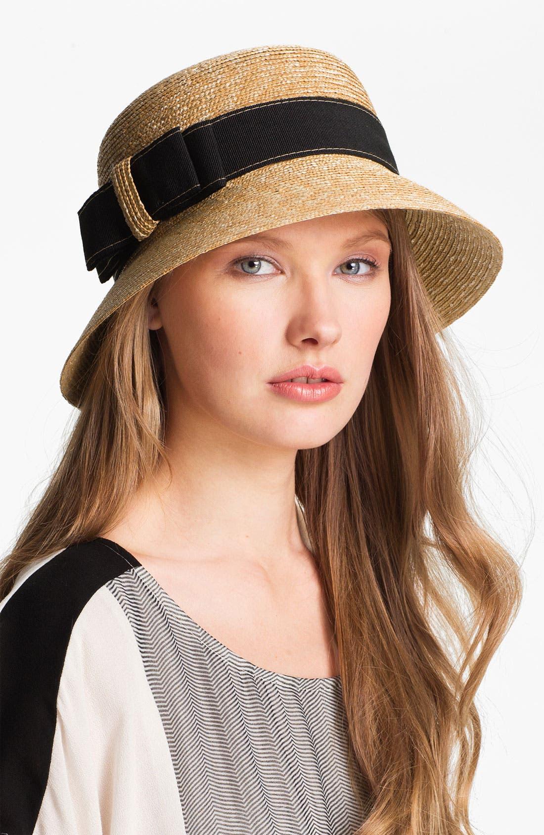 Main Image - Nordstrom Straw Hat