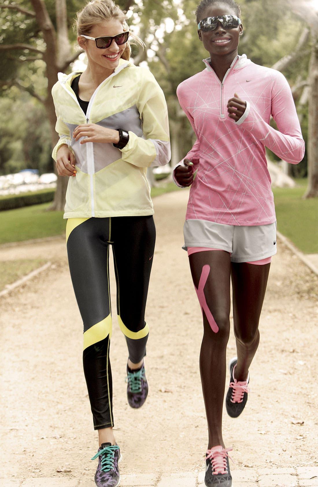 Main Image - Nike Top & Shorts