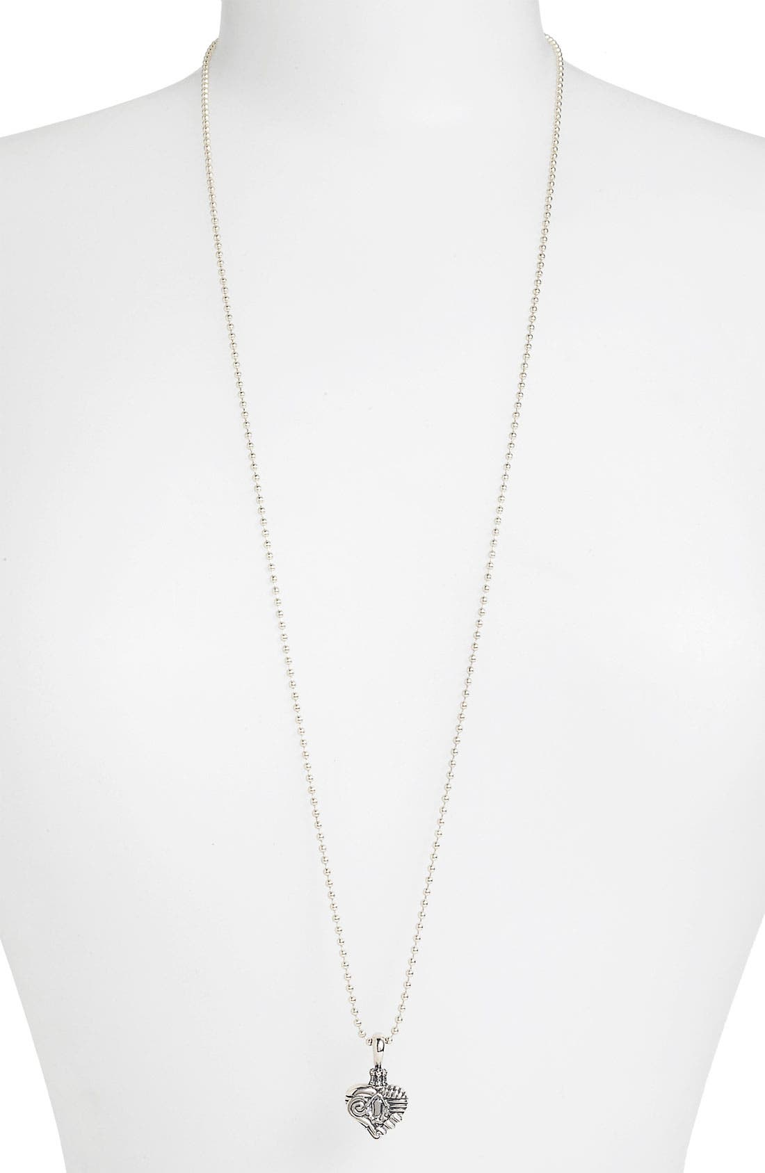 Main Image - Lagos 'Hearts of Lagos - Beverly Hills' Long Pendant Necklace (Online Only)