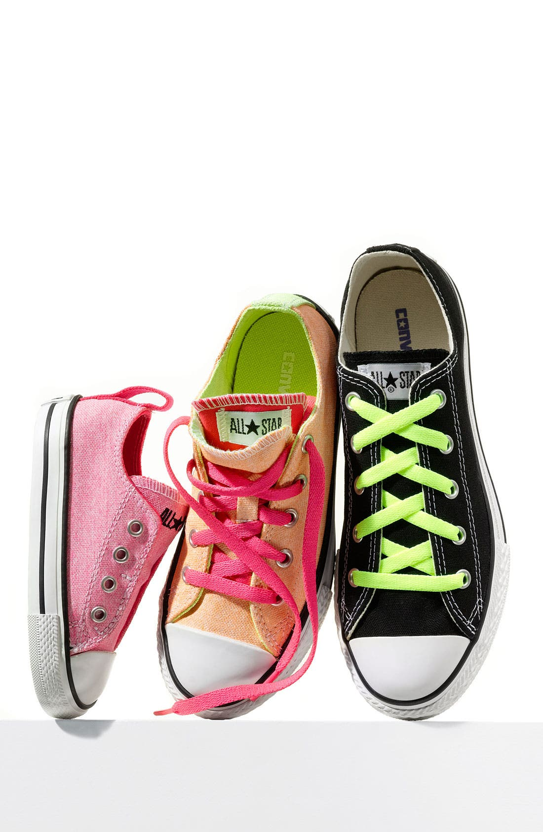 Alternate Image 3  - Converse Chuck Taylor® All Star® Slip-On (Baby, Walker & Toddler)