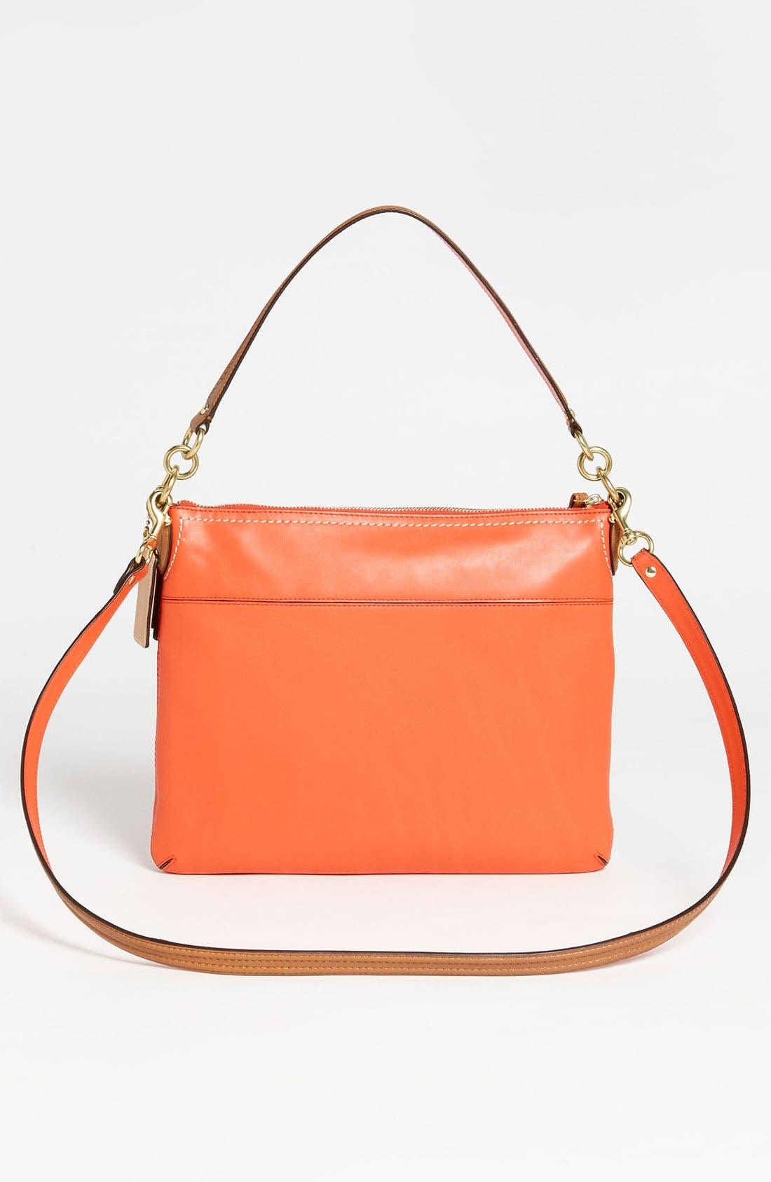Alternate Image 4  - COACH 'Poppy Colorblock' Shoulder Bag