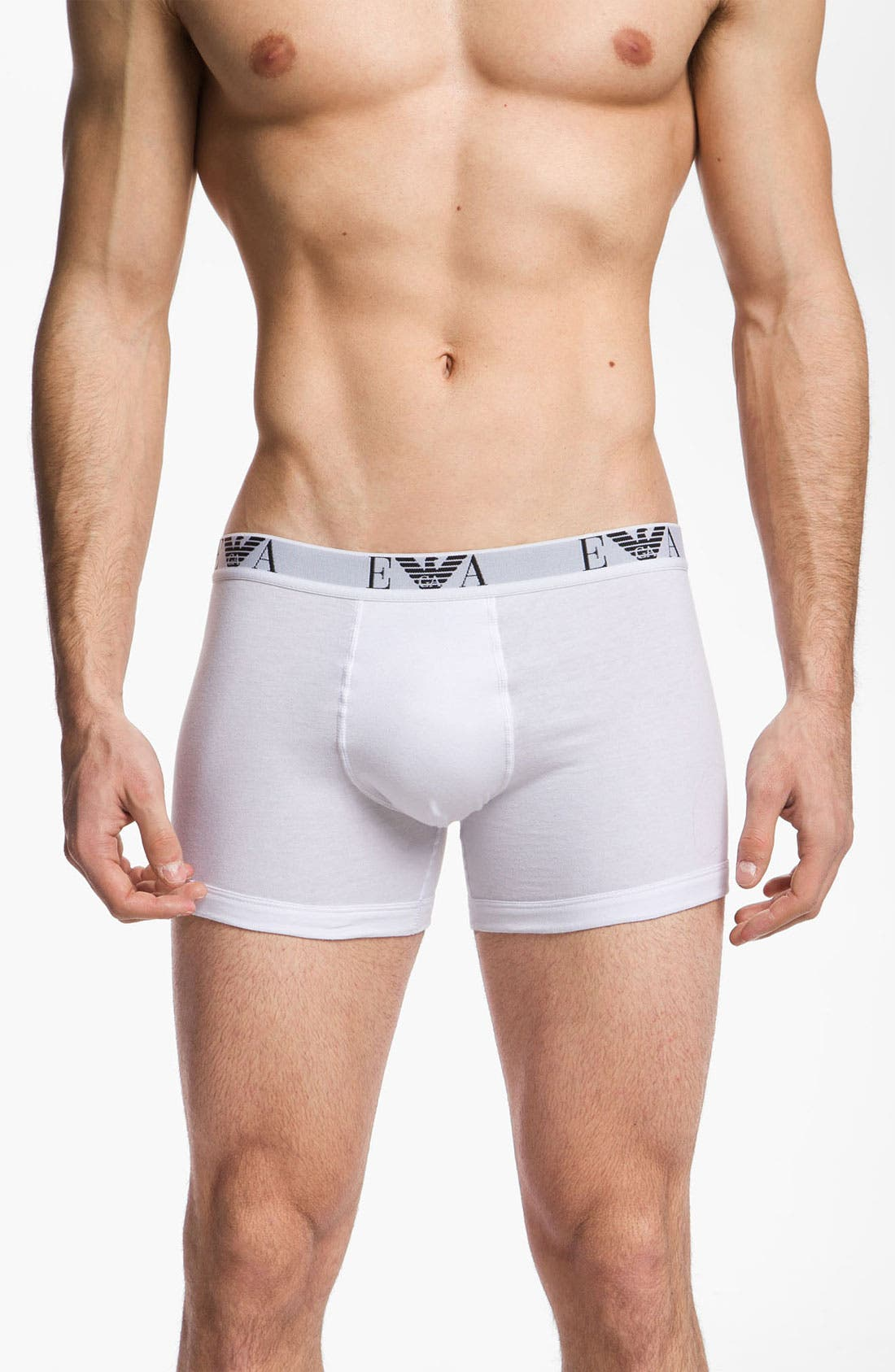 Alternate Image 1 Selected - Emporio Armani 3-Pack Boxer Briefs