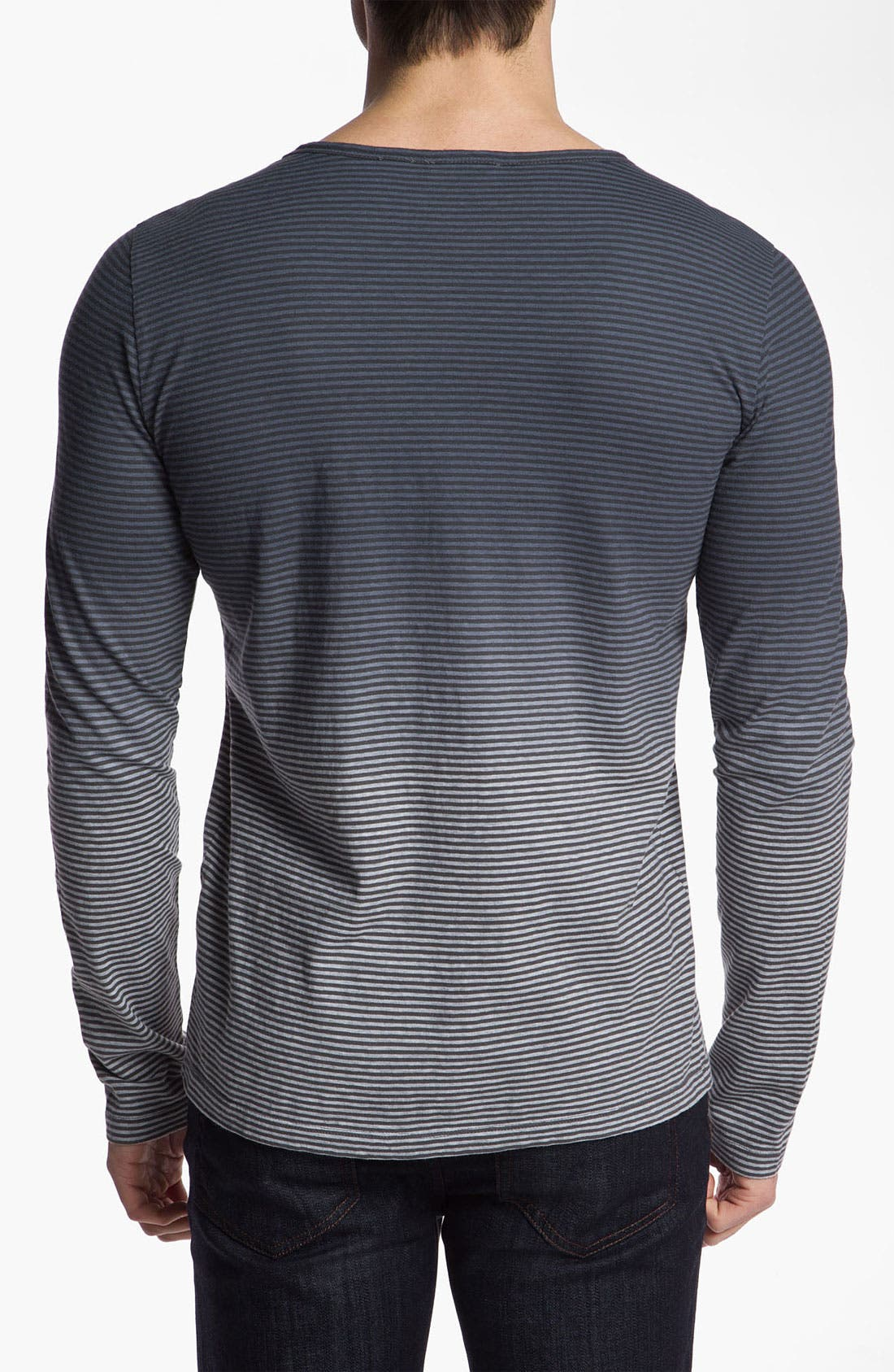 Alternate Image 2  - BOSS Orange 'Tweeds' Long Sleeve T-Shirt