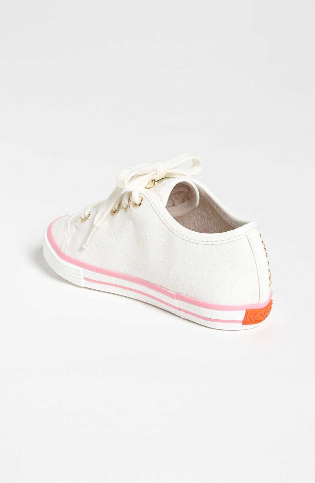Alternate Image 2  - KORS Michael Kors 'Firecracker' Sneaker (Toddler)