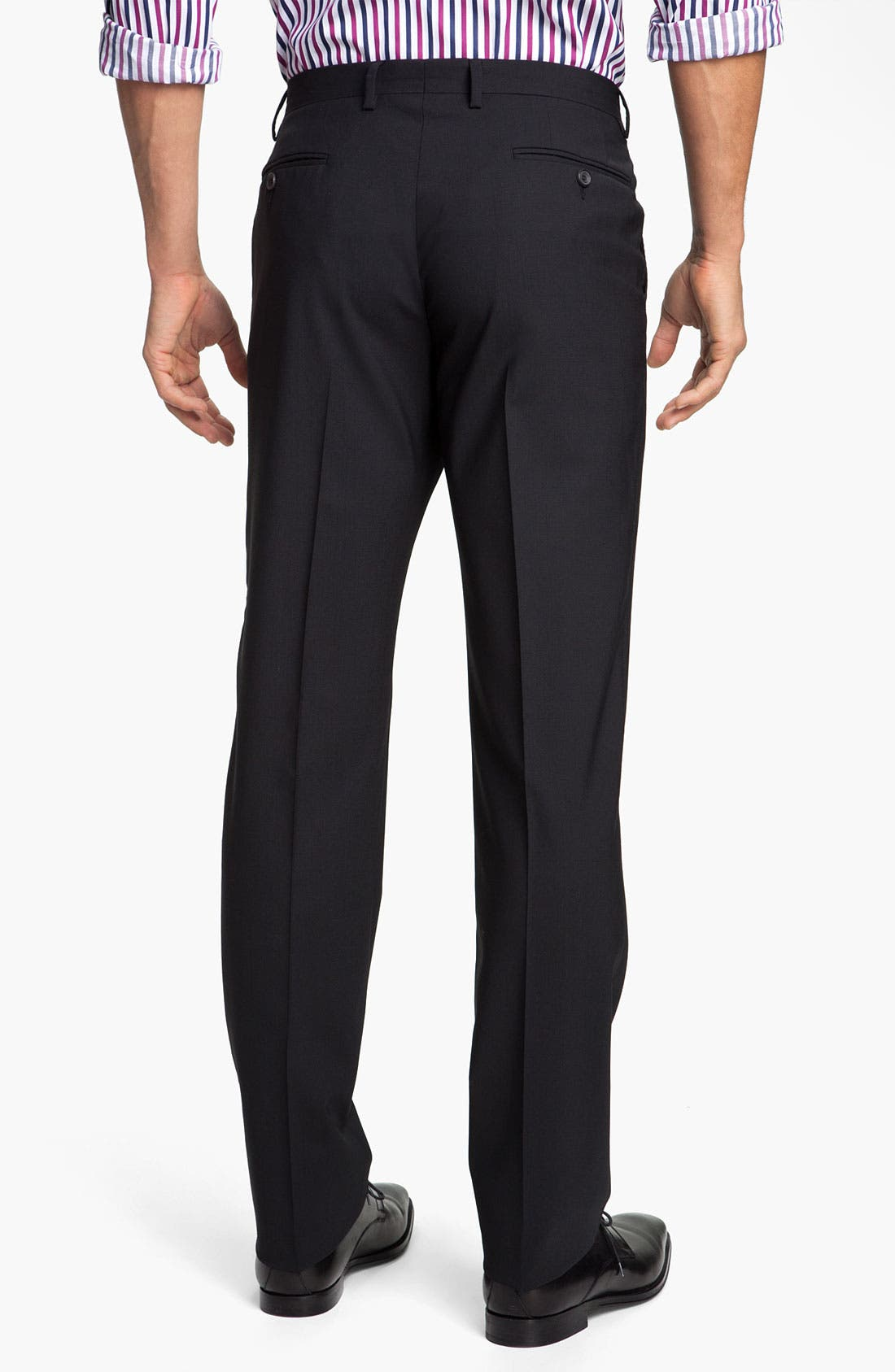 Alternate Image 5  - Paul Smith London Stretch Wool Suit