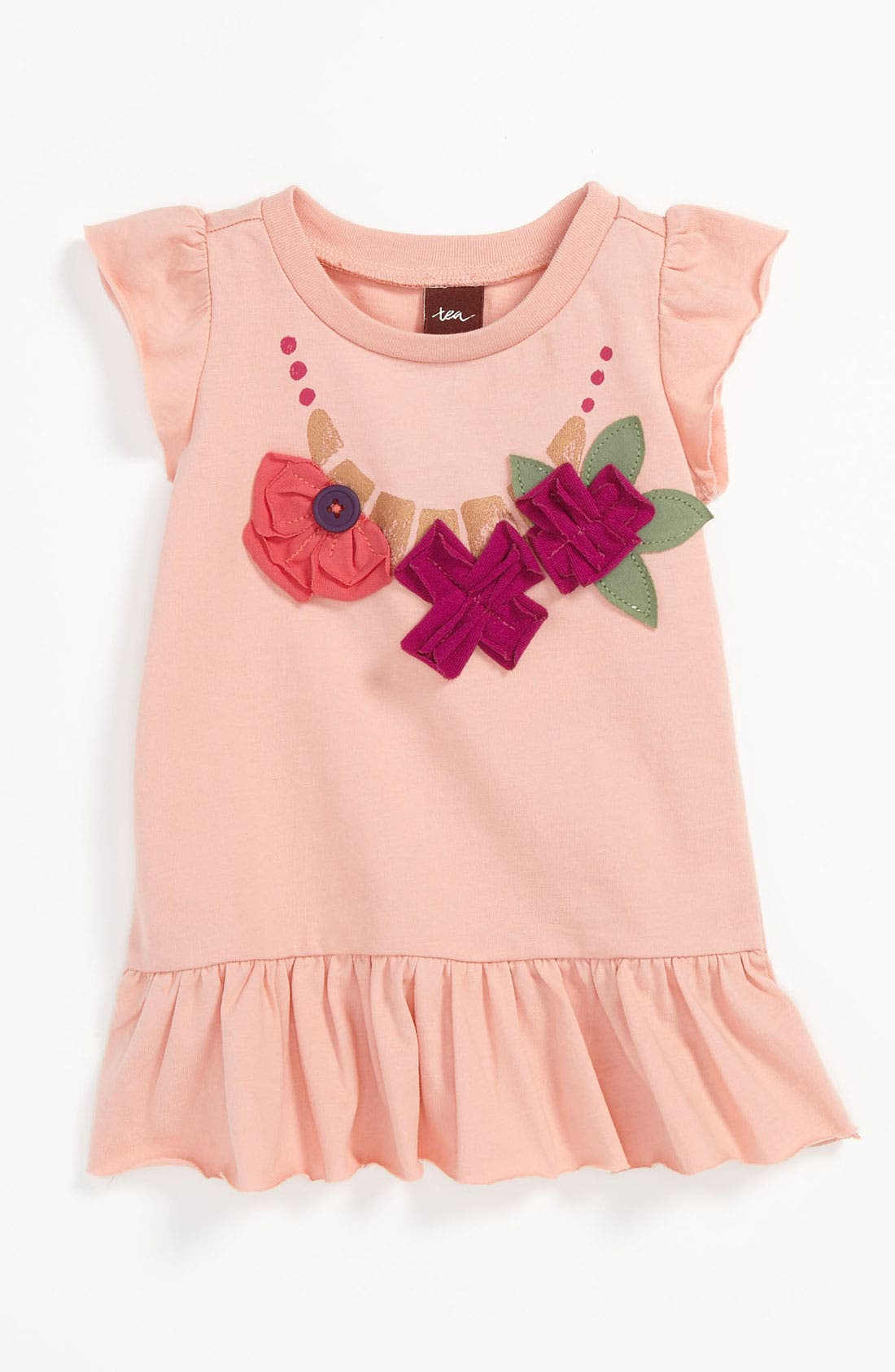 Alternate Image 1 Selected - Tea Collection Tunic (Infant)