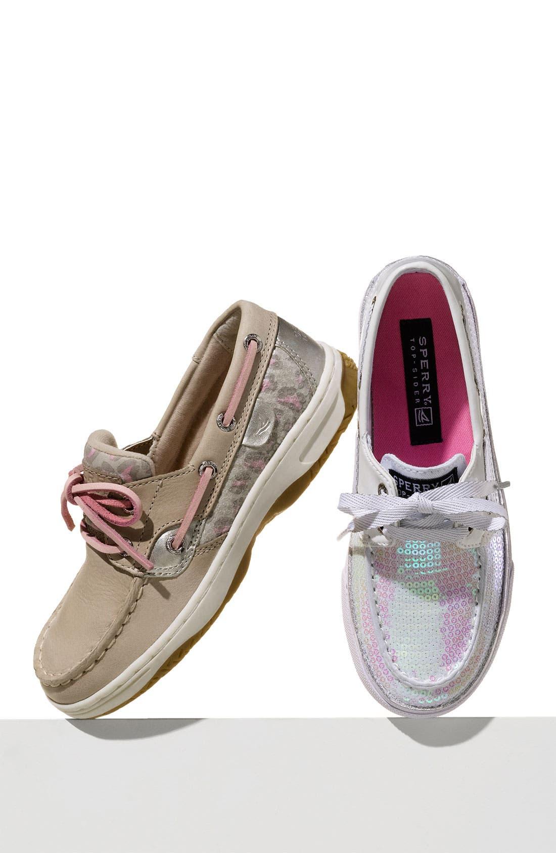 Alternate Image 5  - Sperry Top-Sider® 'Bahama' Boat Shoe (Walker, Toddler, Little Kid & Big Kid)