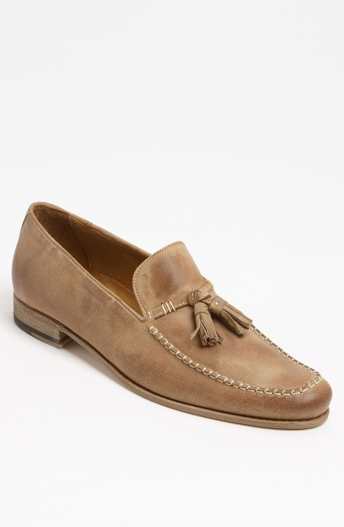Alternate Image 1 Selected - Billy Reid Tassel Loafer