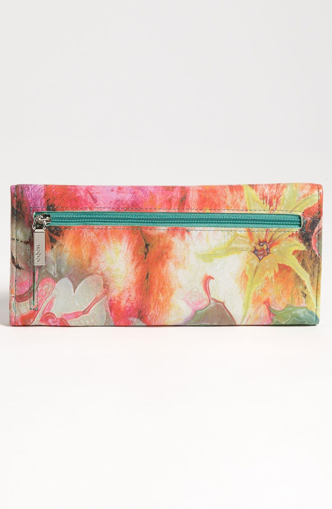 Alternate Image 3  - Hobo 'Sadie' Leather Wallet