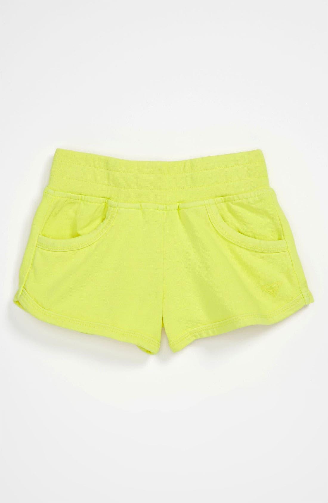 Alternate Image 1 Selected - 'Typhoon' Pull On Shorts (Little Girls)