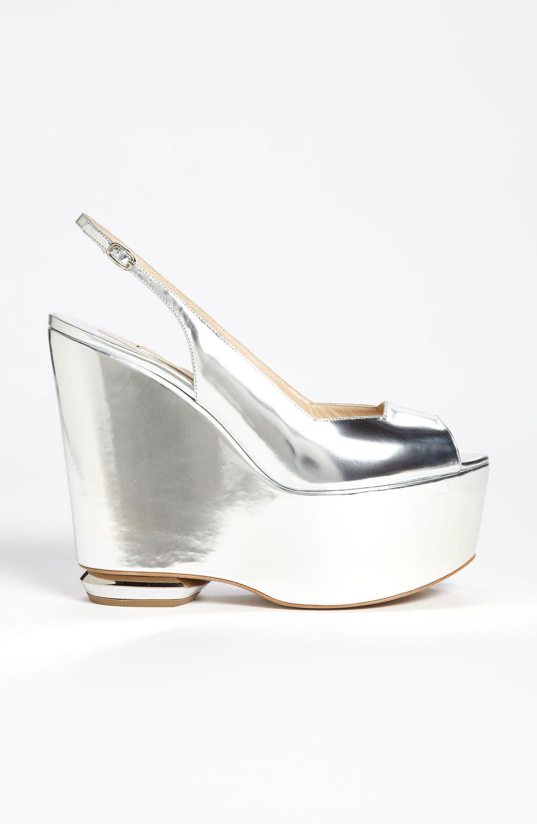 Alternate Image 4  - Nicholas Kirkwood Wedge Sandal