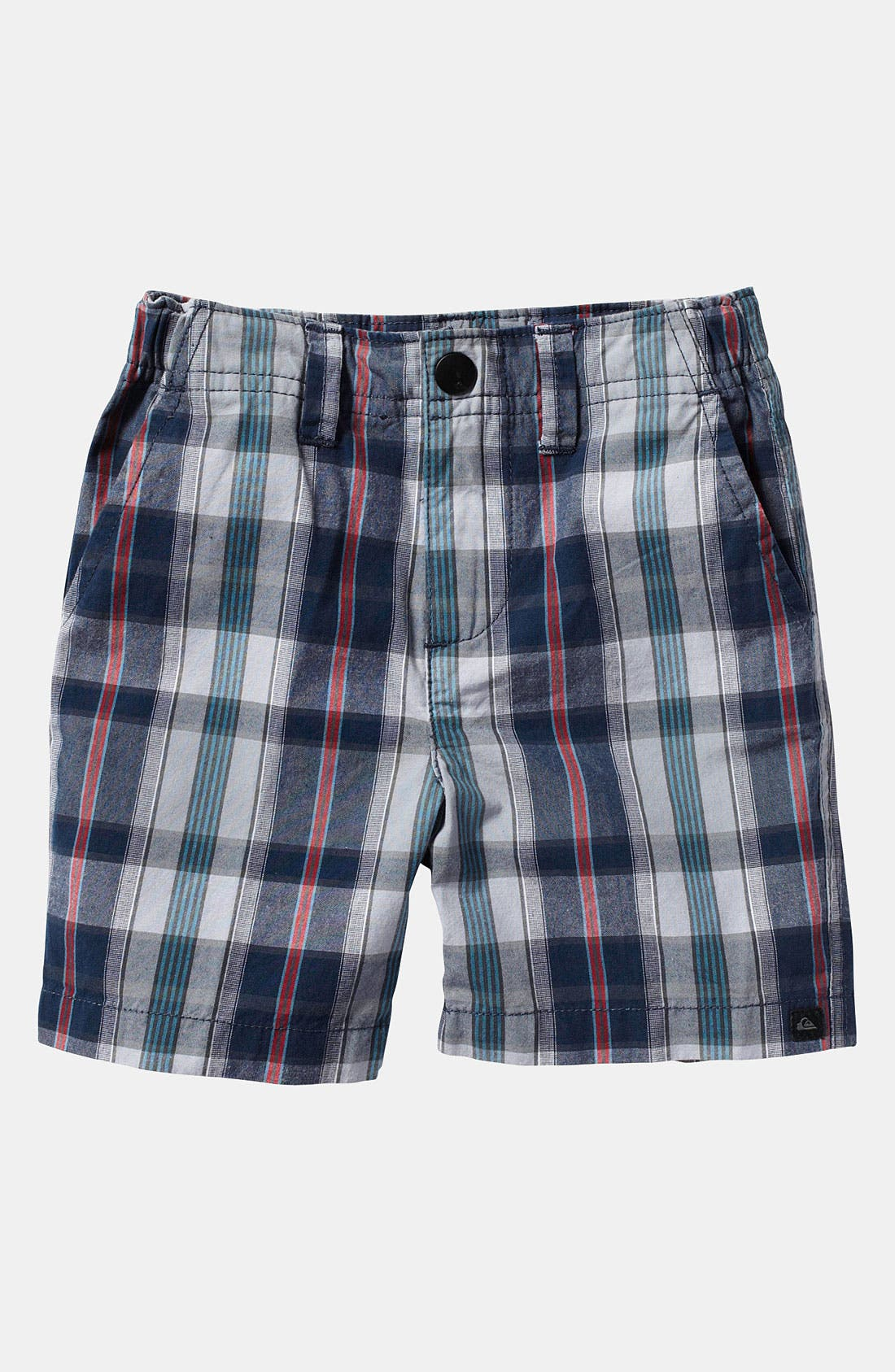 Alternate Image 1 Selected - Quiksilver 'Bookend' Shorts (Infant)