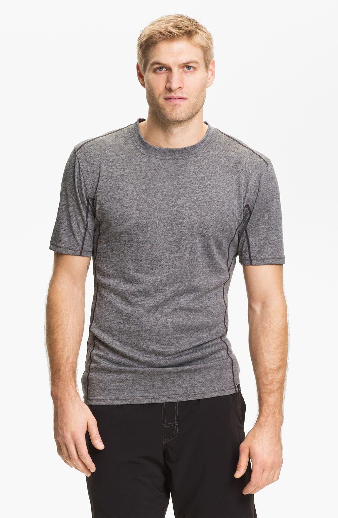 Main Image - prAna 'Talon' Crewneck T-Shirt