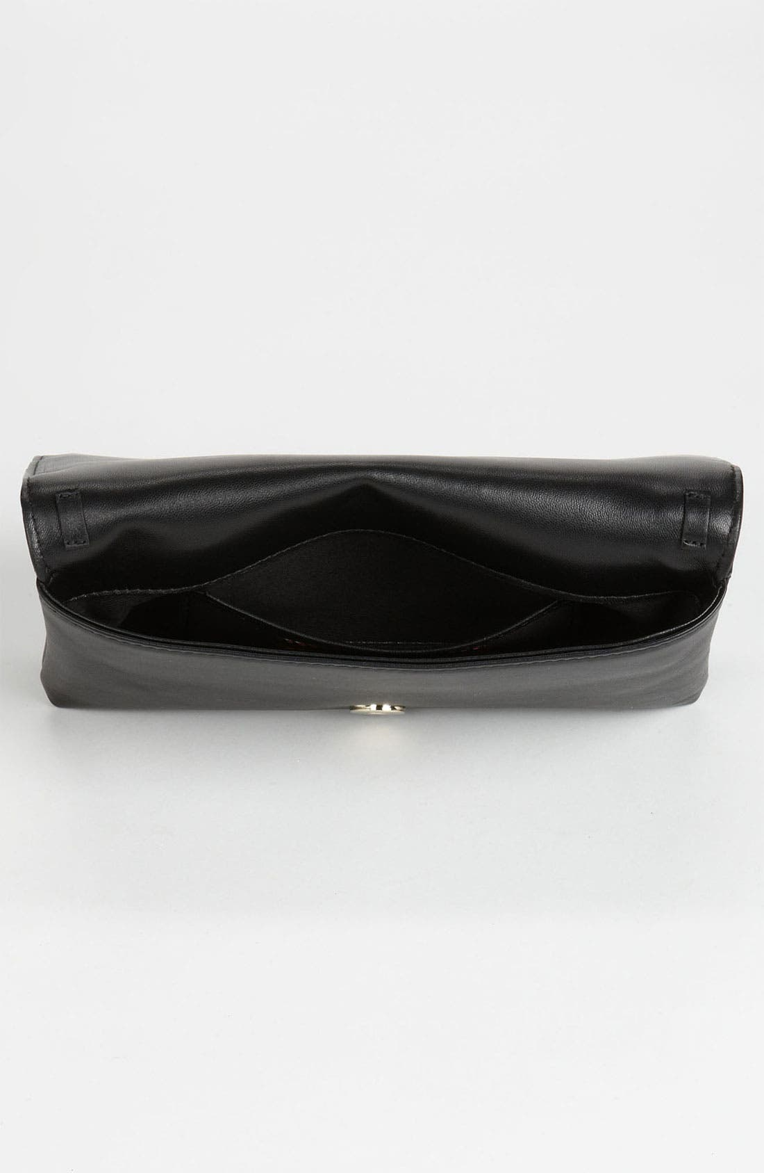 Alternate Image 3  - Valentino 'Bow' Leather Clutch