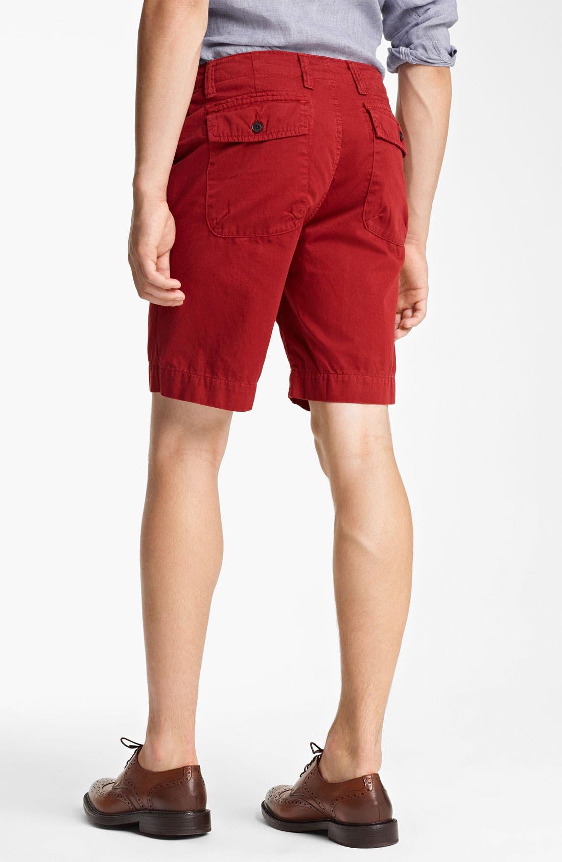 Alternate Image 2  - Billy Reid 'Boman' Shorts