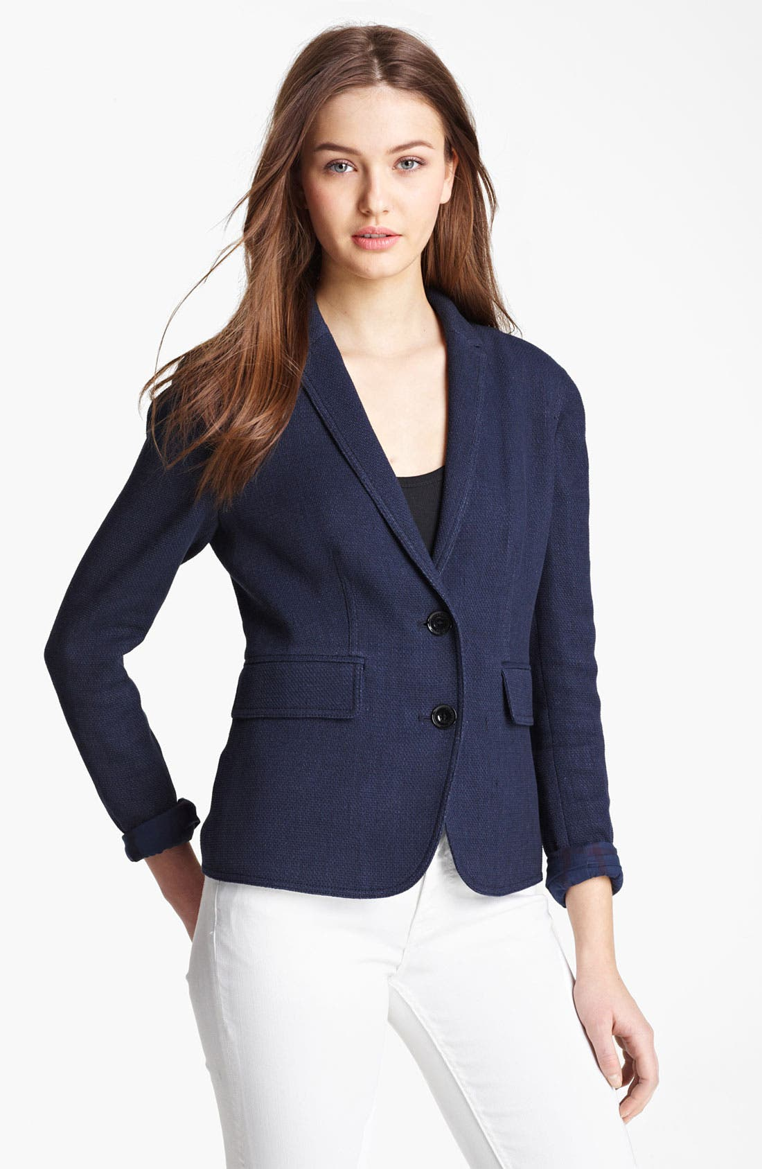 Main Image - Burberry Brit 'Hengrovel' Blazer (Online Only)