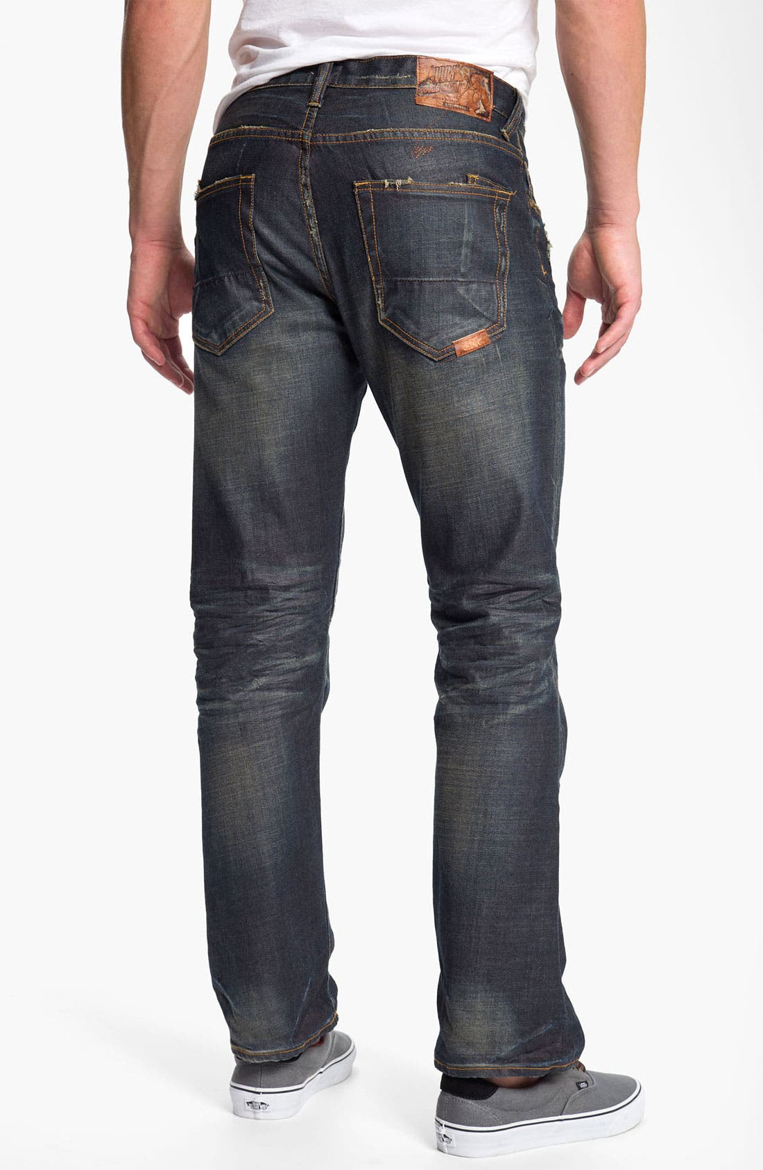 Alternate Image 1 Selected - PRPS 'Barracuda' Straight Leg Jeans