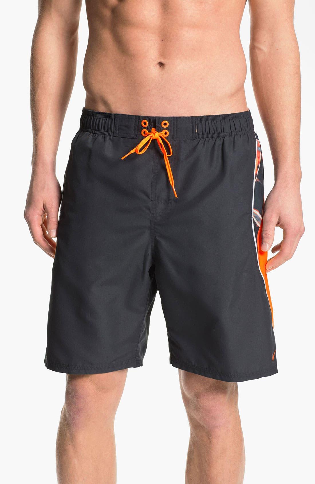 Main Image - Nike 'Data Board Splice' Volley Shorts