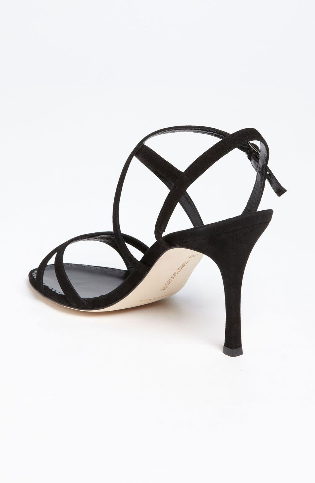 Alternate Image 2  - Manolo Blahnik 'Bayan' Sandal