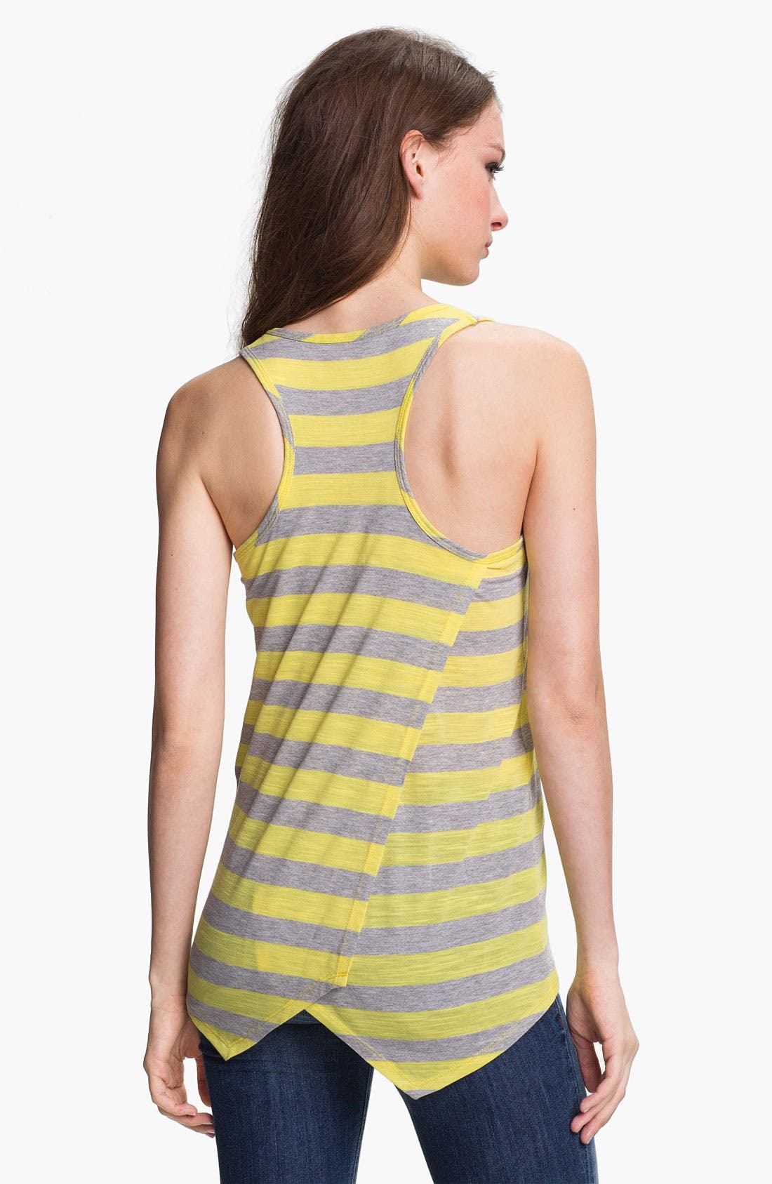 Alternate Image 1 Selected - Caslon® Crossover Racerback Tank
