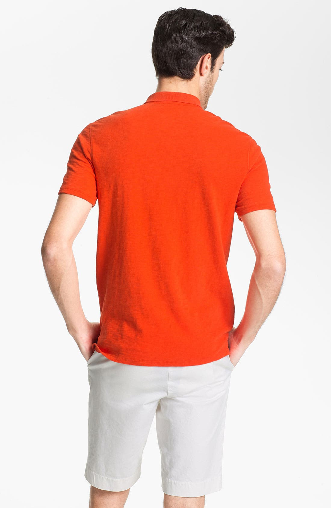 Alternate Image 2  - Vince Trim Fit Polo