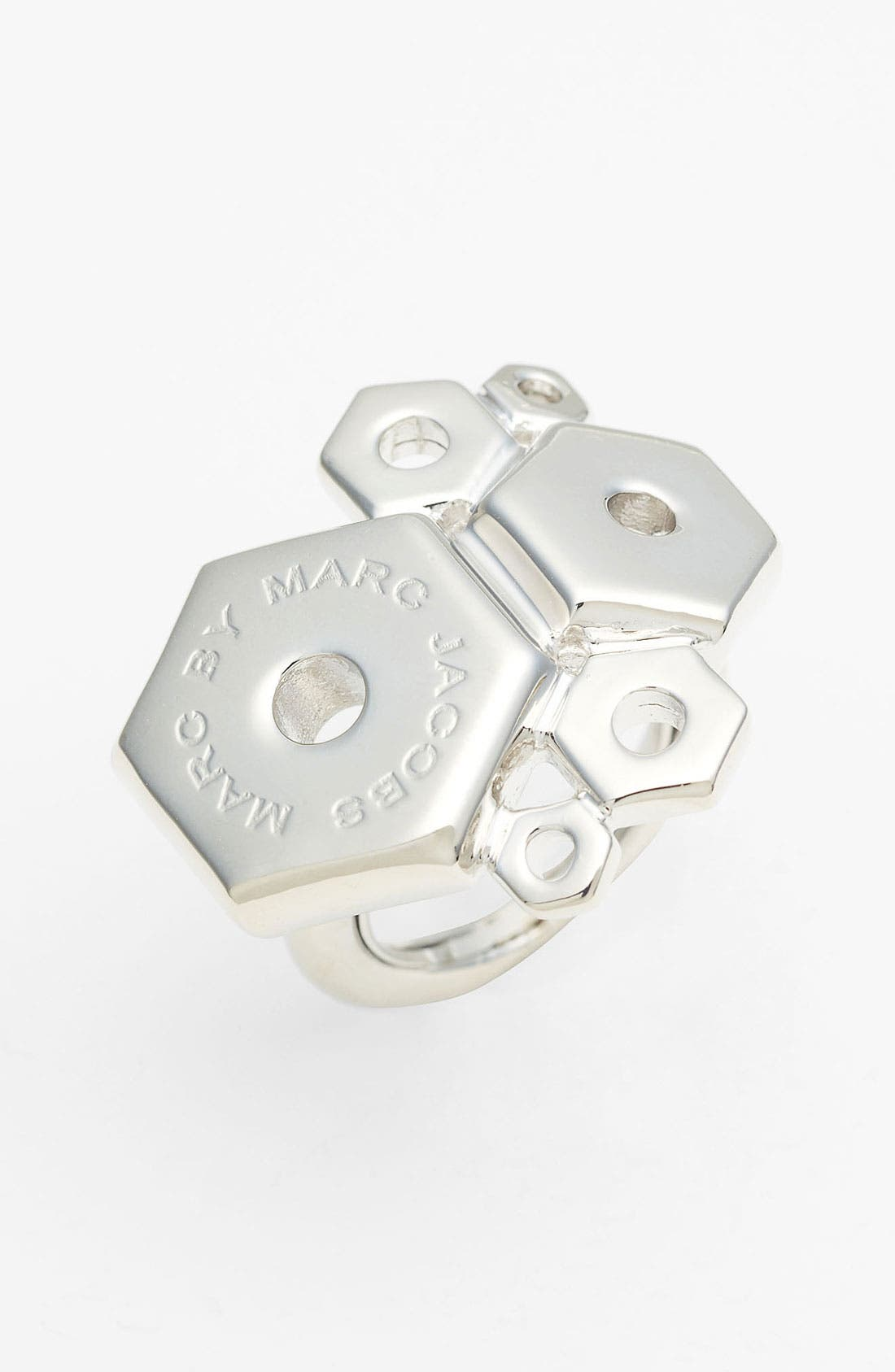 Alternate Image 1 Selected - MARC BY MARC JACOBS 'Bolts' Cluster Ring
