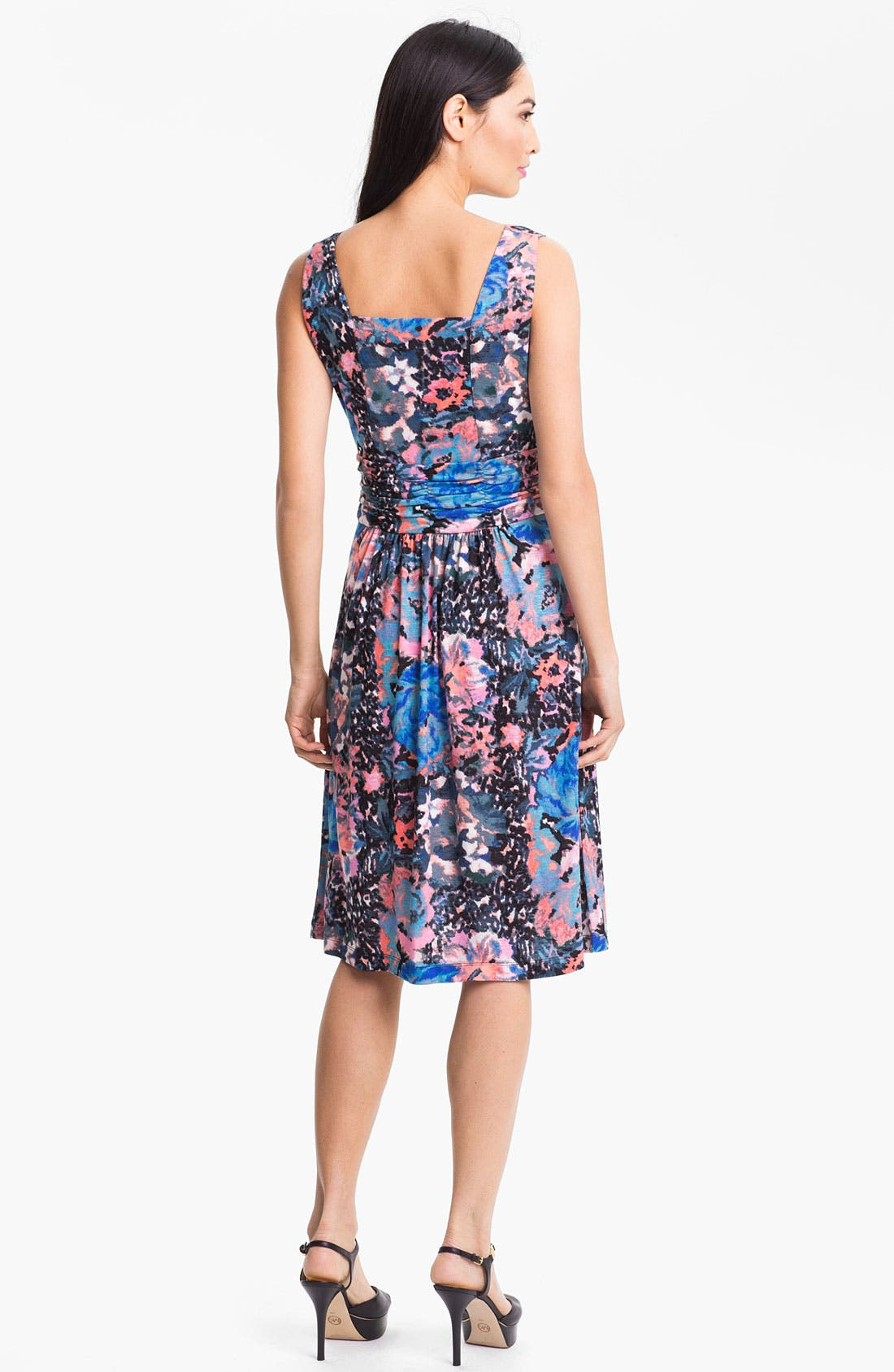 Alternate Image 2  - Nic + Zoe 'Nocturnal Garden' Dress