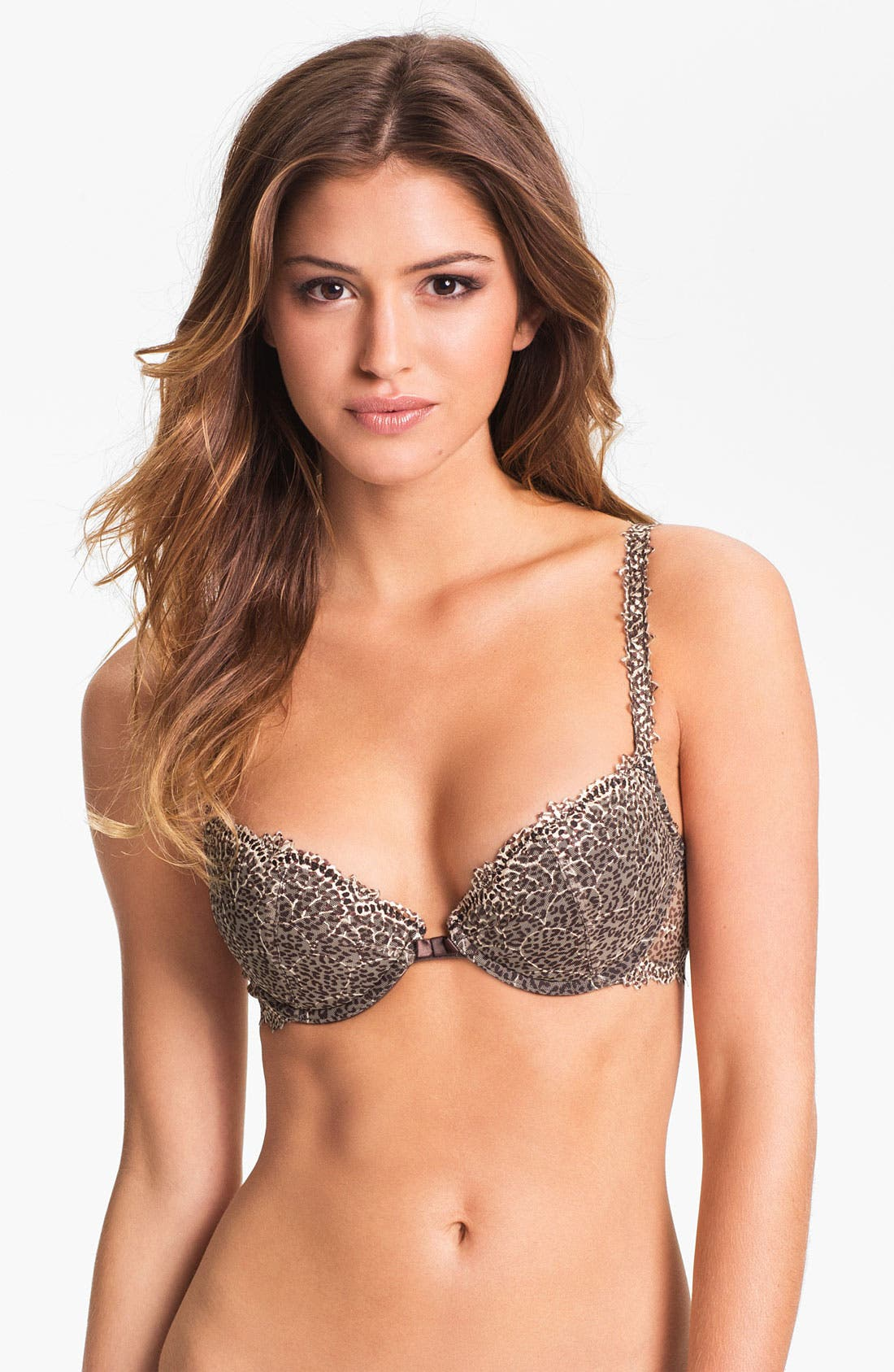 Alternate Image 1 Selected - Chantelle Intimates 'Icone' Underwire Push-Up Bra