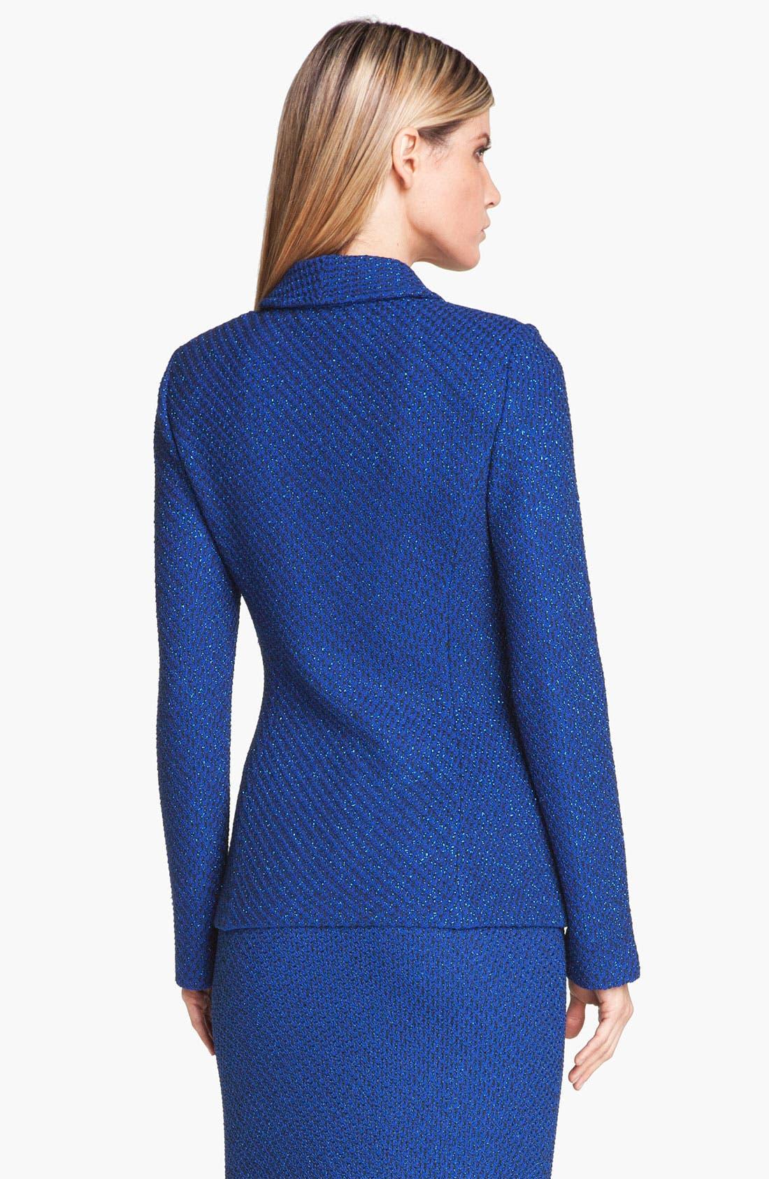 Alternate Image 4  - St. John Collection Ivy Tweed Jacket