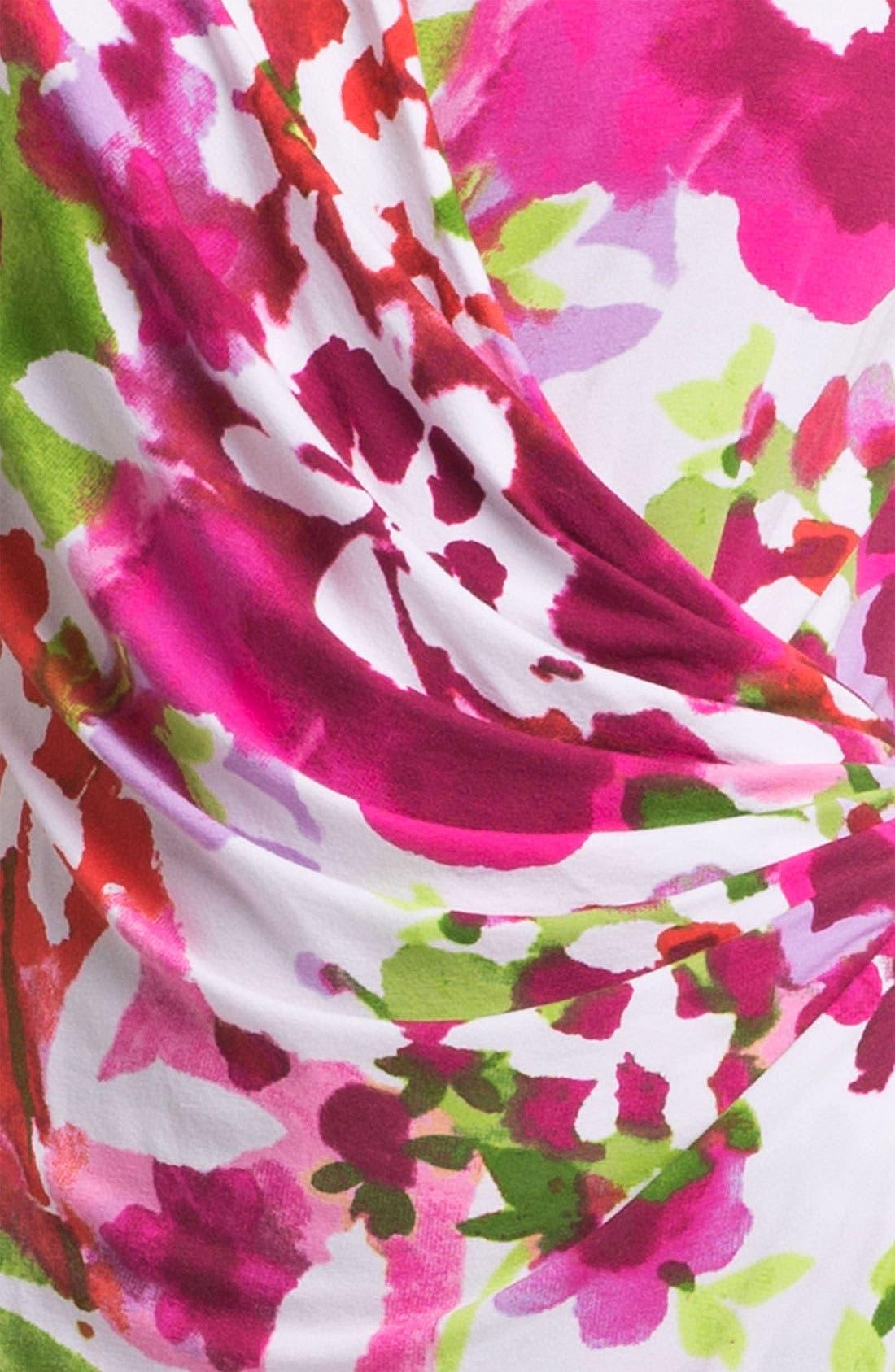 Alternate Image 3  - Tommy Bahama 'Madcap A Floral' Dress
