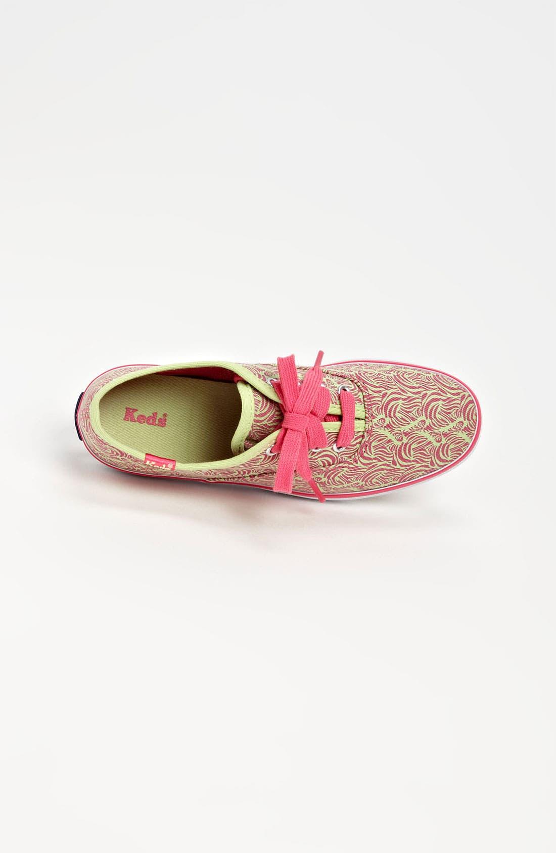 Alternate Image 3  - Keds® 'Original Champion' Sneaker (Toddler, Little Kid & Big Kid)