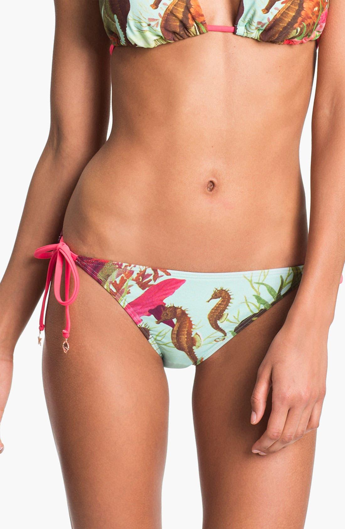 Alternate Image 1 Selected - Ted Baker London 'Under the Sea' Bikini Bottoms