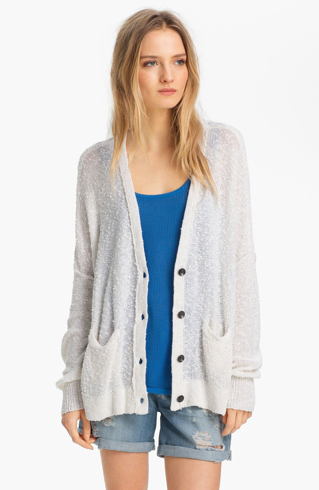 Alternate Image 2  - rag & bone/JEAN 'Marilyn' Cardigan