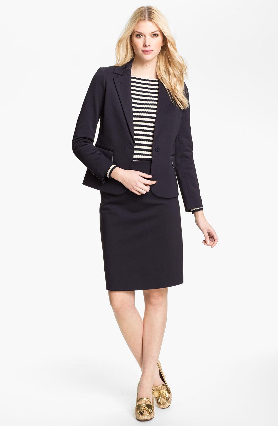 Alternate Image 1 Selected - Tory Burch 'Isabella' Jacket