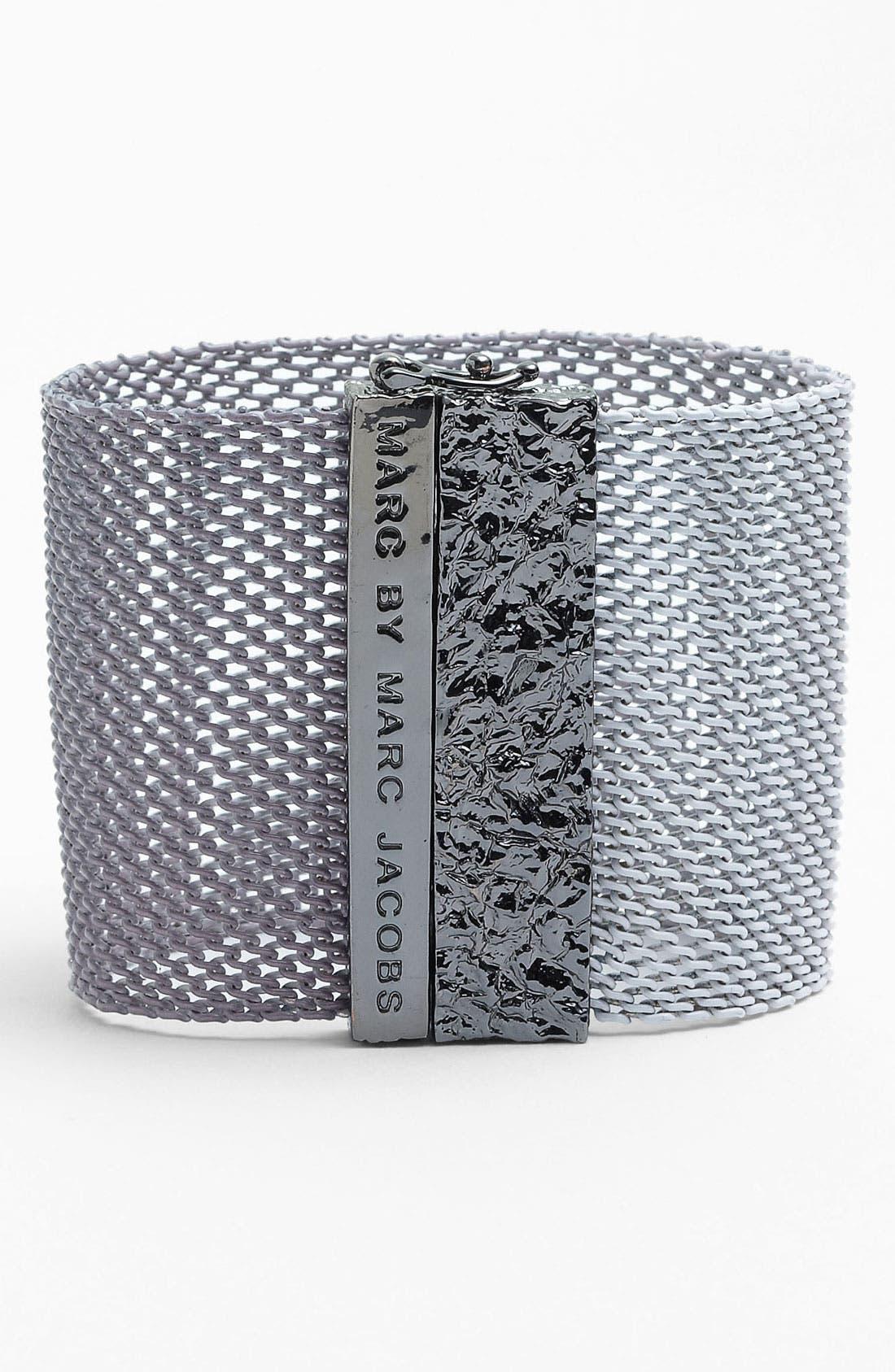 Alternate Image 1 Selected - MARC BY MARC JACOBS 'Paste & Prints' Line Bracelet