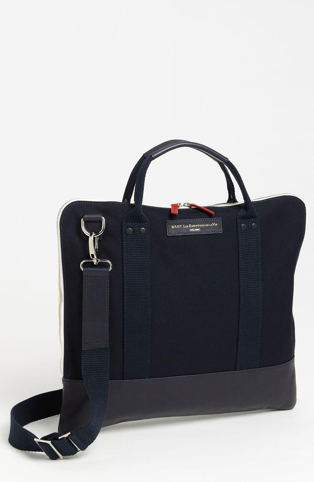 Alternate Image 1 Selected - WANT Les Essentiels de la Vie 'Heathrow' Messenger Bag