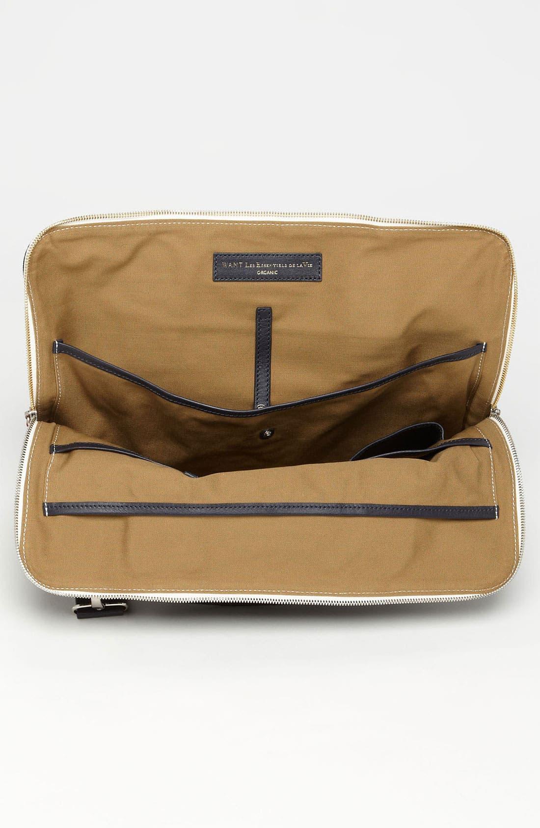 Alternate Image 3  - WANT Les Essentiels de la Vie 'Heathrow' Messenger Bag