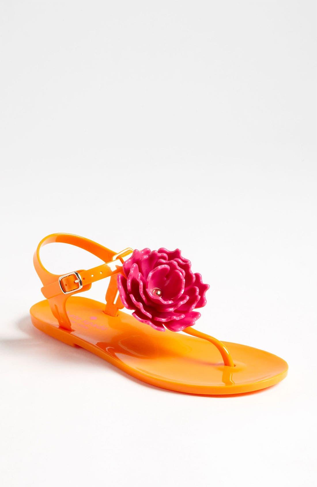 Alternate Image 1 Selected - kate spade new york 'fiala' sandal