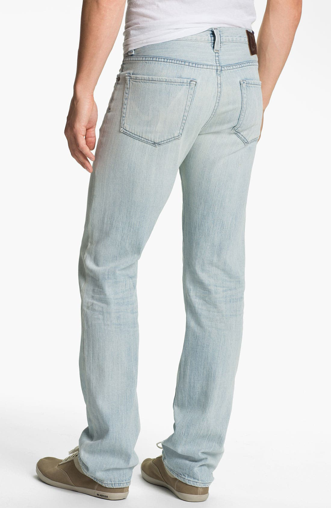 Alternate Image 2  - Citizens of Humanity 'Sid' Straight Leg Jeans (Culver)