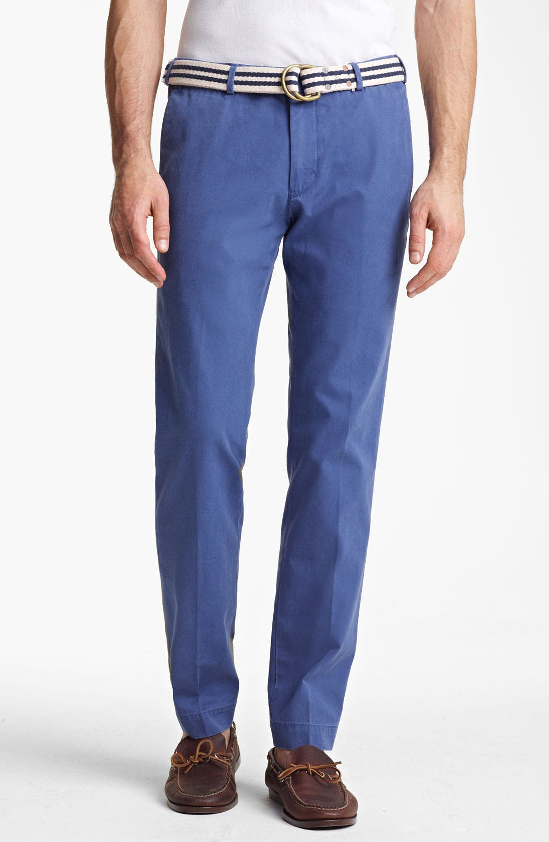 Alternate Image 1 Selected - Polo Ralph Lauren 'Suffield' Straight Leg Pants