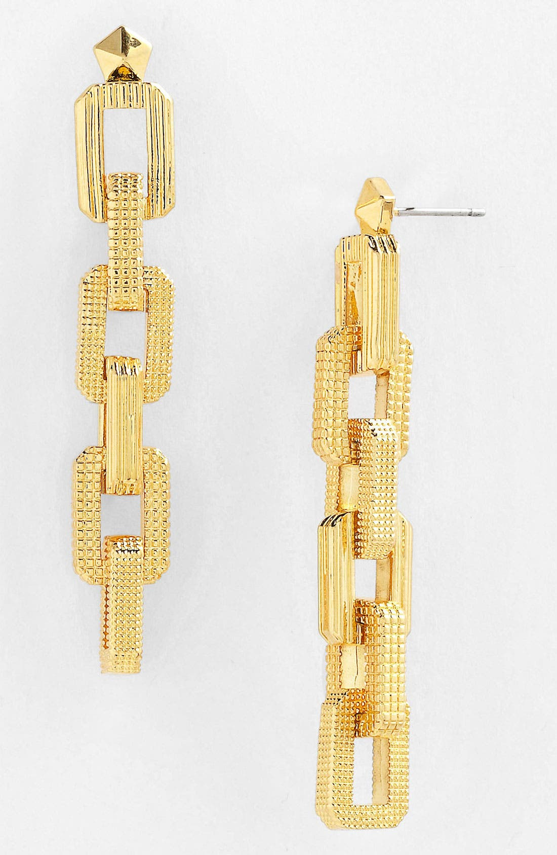 Alternate Image 1 Selected - Eddie Borgo 'Supra Link' Earrings