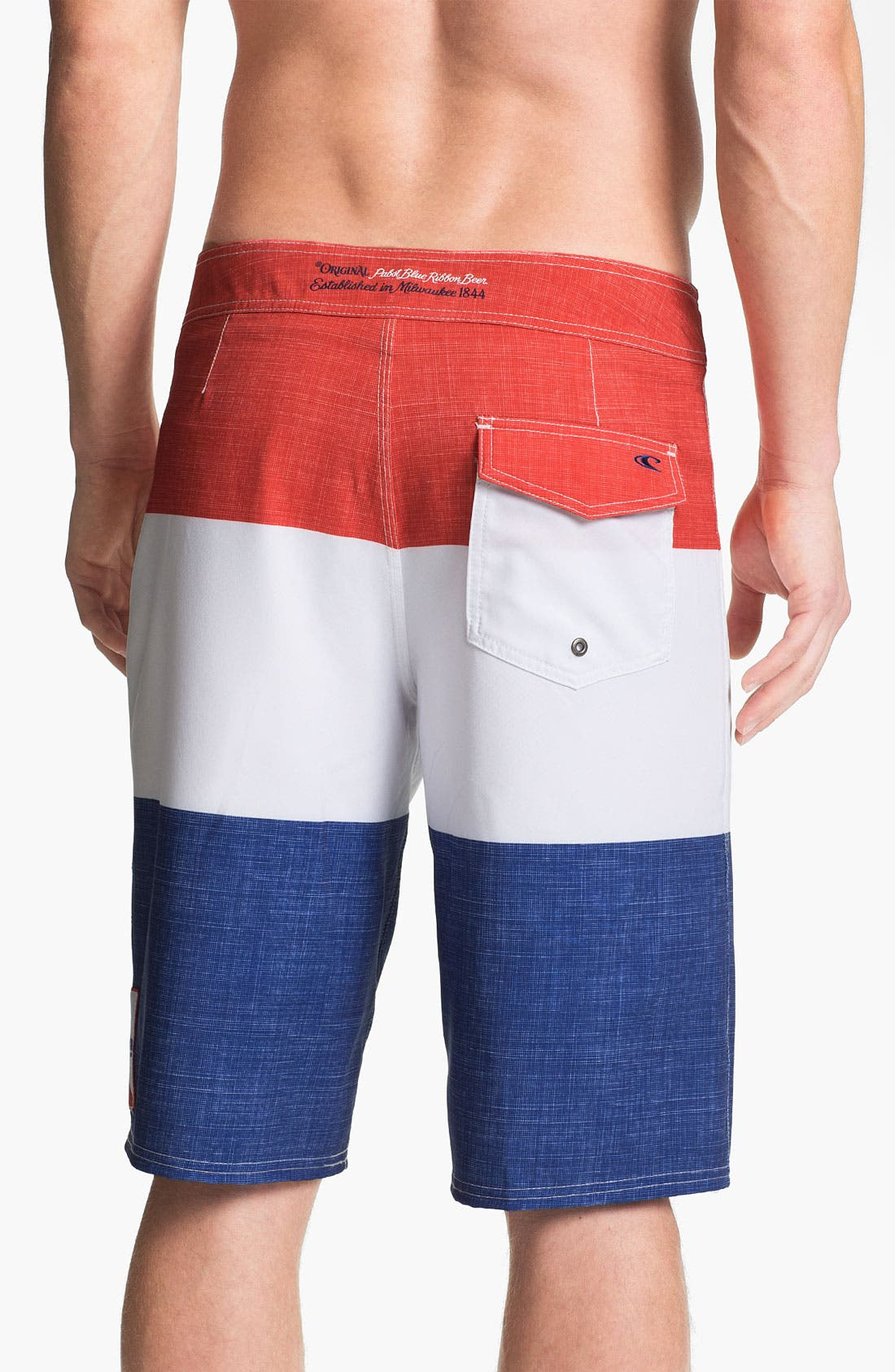 Alternate Image 2  - O'Neill 'PBR Stripe' Board Shorts
