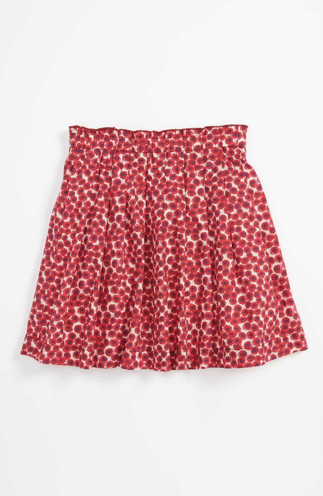 Alternate Image 1 Selected - Peek 'Wildflower' Skirt (Big Girls)