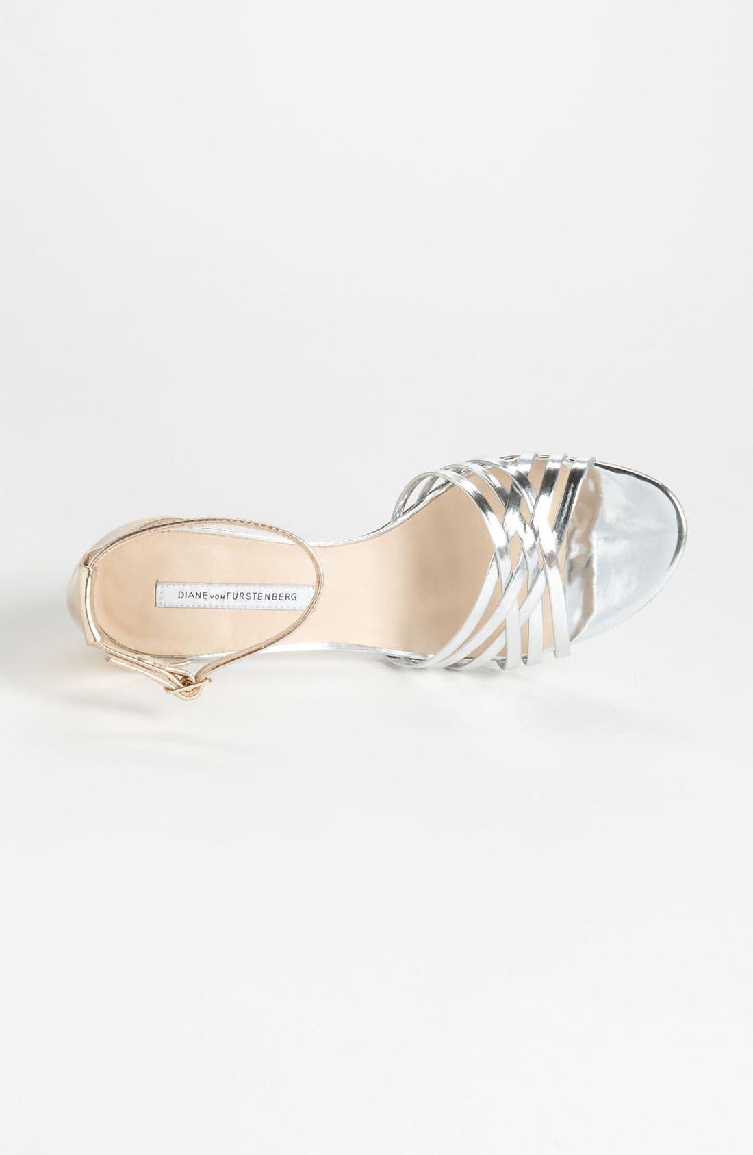 Alternate Image 3  - Diane von Furstenberg 'Priene' Sandal (Online Only)